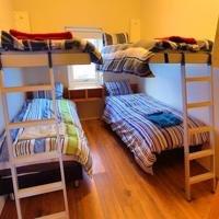 Hrimland - Schlafzimmer mit Stockbetteb